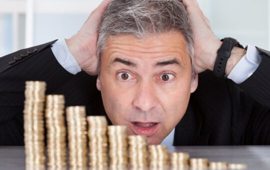 Losing Money In The Stock Market